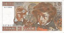 France 10 Francs Berlioz - 01-07-1976 Série X.290 - TTB+