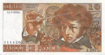 France 10 Francs Berlioz - 01-07-1976 Série Z.291 - TTB+