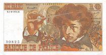 France 10 Francs Berlioz - 01-08-1974 Serial G.77 - VF+