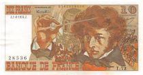 France 10 Francs Berlioz - 01-08-1974 Serial T.73 - VF