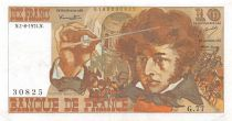 France 10 Francs Berlioz - 01-08-1974 Série G.77 - TTB+