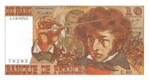 France 10 Francs Berlioz - 01-08-1974 Série U.80 - SPL