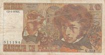 France 10 Francs Berlioz - 02-03-1978 Série V.303