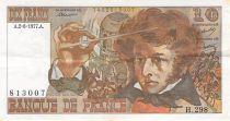 France 10 Francs Berlioz - 02-06-1977 Serial H.298 - VF