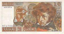 France 10 Francs Berlioz - 02-06-1977 Série G.298 - TTB+