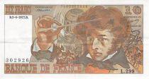 France 10 Francs Berlioz - 02-06-1977 Série L.299 - TTB