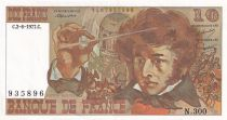 France 10 Francs Berlioz - 02-06-1977 Série N.300 - NEUF