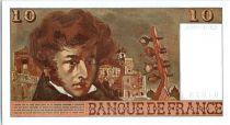 France 10 Francs Berlioz - 02-10-1975 Série B.242