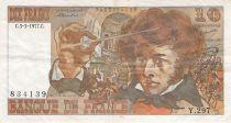 France 10 Francs Berlioz - 03-03-1977 Serial Y.297 - F