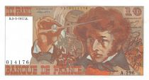 France 10 Francs Berlioz - 03-03-1977 Série A.296 - SUP+