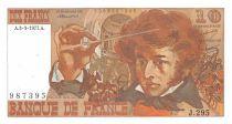 France 10 Francs Berlioz - 03-03-1977 Série J.295 - SUP