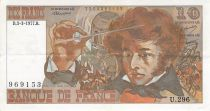 France 10 Francs Berlioz - 03-03-1977 Série U.296 - TTB+