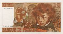 France 10 Francs Berlioz - 03-03-1977 Série Z.295 - TTB+