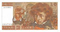 France 10 Francs Berlioz - 04-03-1976 Serial H.286 - XF