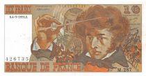 France 10 Francs Berlioz - 04-03-1976 Serial M.287 - VF