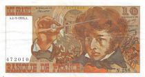 France 10 Francs Berlioz - 04-03-1976 Serial N.286 - VF