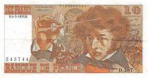 France 10 Francs Berlioz - 04-03-1976 Série D.287 - PTTB