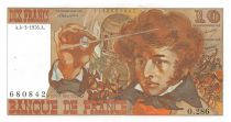 France 10 Francs Berlioz - 04-03-1976 Série O.286 - TTB+