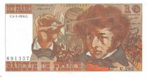 France 10 Francs Berlioz - 05-01-1976 Série V.285 - PSPL