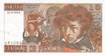 France 10 Francs Berlioz - 05-08-1976 Serial B.293 - XF