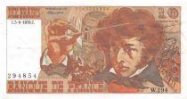 France 10 Francs Berlioz - 05-08-1976 Serial W.294 - F+