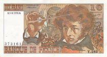 France 10 Francs Berlioz - 05-08-1976 Serial Y.293 - XF