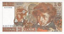 France 10 Francs Berlioz - 05-08-1976 Série J.293 - SPL