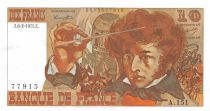 France 10 Francs Berlioz - 06-02-1975 Série A.151 - SPL