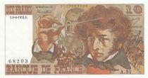 France 10 Francs Berlioz - 06-06-1974 Série A.51
