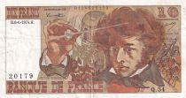 France 10 Francs Berlioz - 06-06-1974 Série Q.54 - TTB
