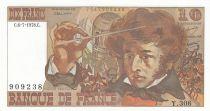 France 10 Francs Berlioz - 06-07-1978 - Serial Y.306 - aUNC