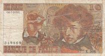 France 10 Francs Berlioz - 06-07-1978 - Série X.306