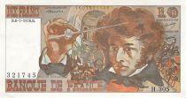 France 10 Francs Berlioz - 06-07-1978 Série H.305 - TTB+