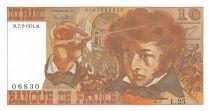 France 10 Francs Berlioz - 07-02-1974 Serial L.25 - AU