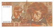 France 10 Francs Berlioz - 07-02-1974 Serial L.25 - XF+