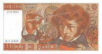 France 10 Francs Berlioz - 07-08-1975 Série L.217 - PSUP