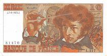 France 10 Francs Berlioz - 07-08-1975 Série L.217 - TTB+