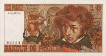 France 10 Francs Berlioz - 07-08-1975 Série P.217 -  SPL
