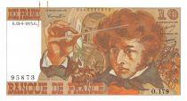 France 10 Francs Berlioz - 15-05-1975 Série O179 - SPL