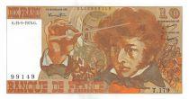 France 10 Francs Berlioz - 15-05-1975 Série T.179 - SPL