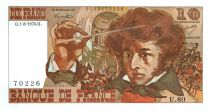 France 10 Francs Berlioz - 1974
