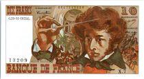 France 10 Francs Berlioz - 23-11-1972 Série X.7