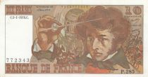 France 10 Francs Berlioz - P.285 - 1972