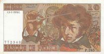 France 10 Francs Berlioz - P.285 - 1972