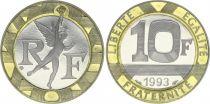 France 10 Francs Génie - 1993 frappe BE
