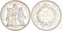 France 10 Francs Hercule - 1969