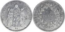France 10 Francs Hercule - 1970