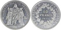 France 10 Francs Hercule - 1971