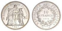 France 10 Francs Hercule - 1972