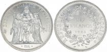 France 10 Francs Hercule 1965